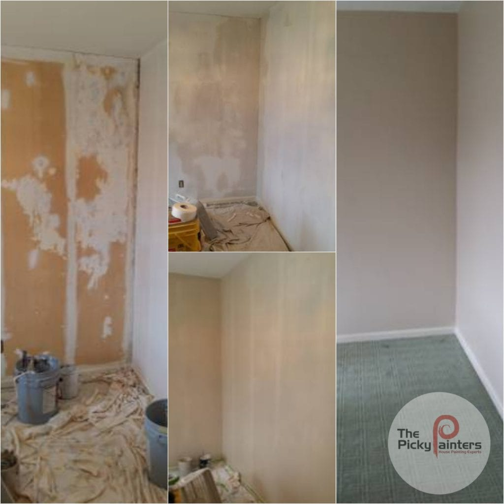 The Picky Painters Berea Oh Wallpaper Removal