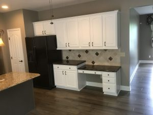 Kitchen Cabinet Refinishing in Broadview Heights, Ohio